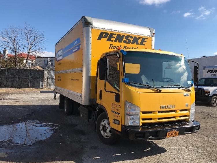 Medium Duty Box Truck-Light and Medium Duty Trucks-Isuzu-2013-NPR-WEST BABYLON-NY-104,521 miles-$29,500