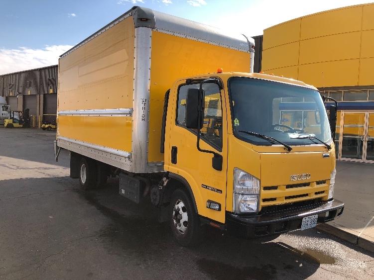 Medium Duty Box Truck-Light and Medium Duty Trucks-Isuzu-2013-NPR-KANSAS CITY-MO-131,829 miles-$22,500