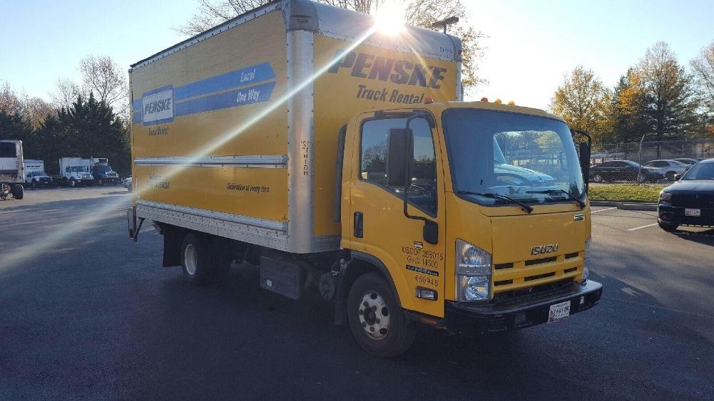 Medium Duty Box Truck-Light and Medium Duty Trucks-Isuzu-2013-NPR-CAPITOL HEIGHTS-MD-112,467 miles-$20,000