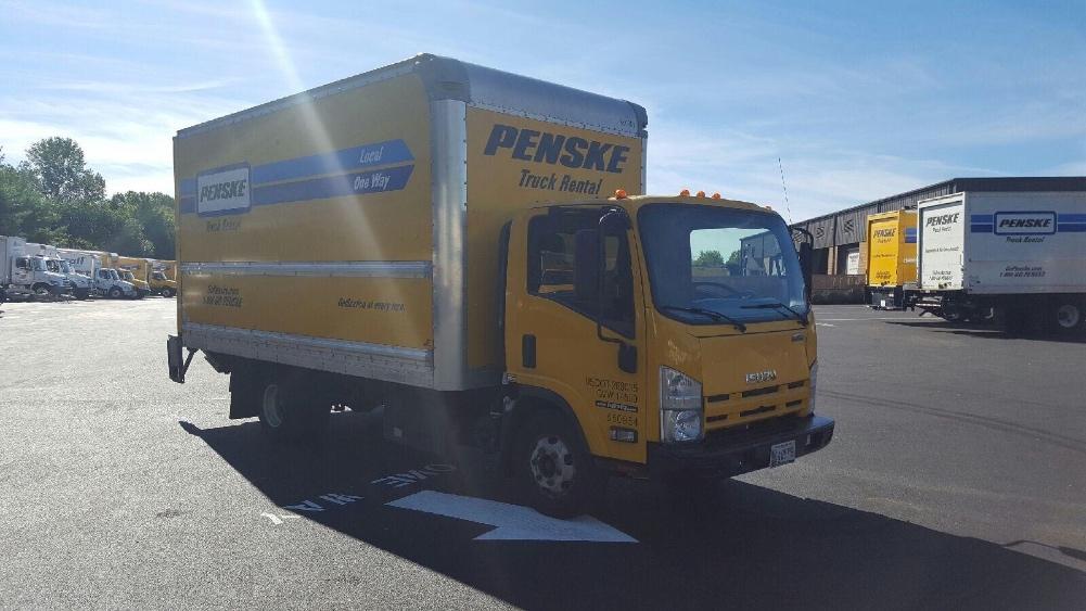 Medium Duty Box Truck-Light and Medium Duty Trucks-Isuzu-2013-NPR-CAPITOL HEIGHTS-MD-112,298 miles-$23,750