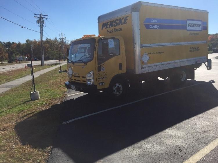 Medium Duty Box Truck-Light and Medium Duty Trucks-Isuzu-2013-NPR-BRAINTREE-MA-113,494 miles-$26,500