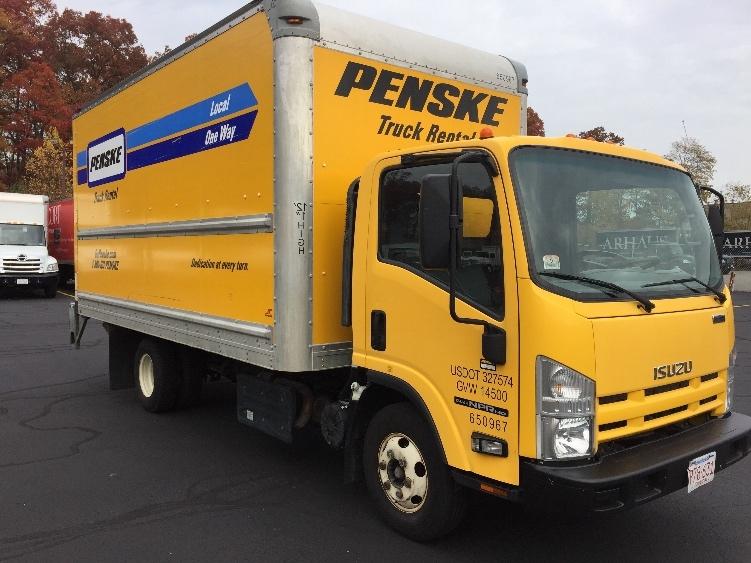 Medium Duty Box Truck-Light and Medium Duty Trucks-Isuzu-2013-NPR-BRAINTREE-MA-94,471 miles-$29,250