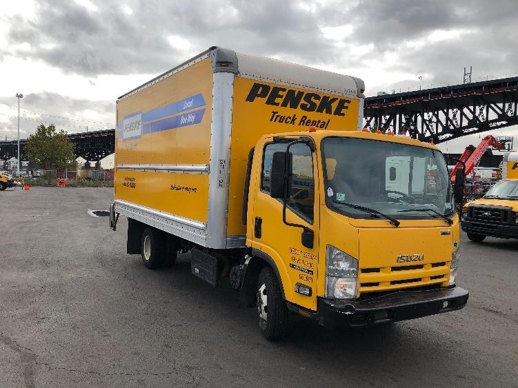 Medium Duty Box Truck-Light and Medium Duty Trucks-Isuzu-2013-NPR-ELMSFORD-NY-105,579 miles-$24,000