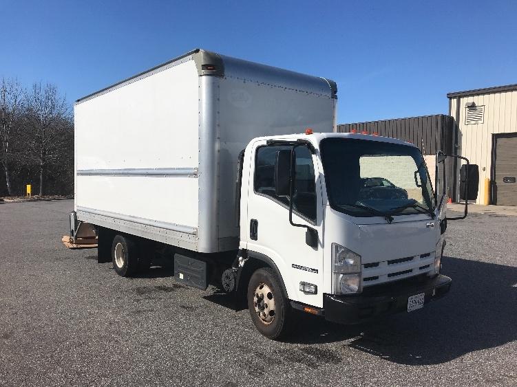 Medium Duty Box Truck-Light and Medium Duty Trucks-Isuzu-2013-NPR-NORFOLK-VA-120,461 miles-$27,750