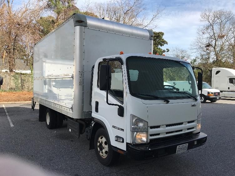 Medium Duty Box Truck-Light and Medium Duty Trucks-Isuzu-2013-NPR-NORFOLK-VA-146,359 miles-$18,000