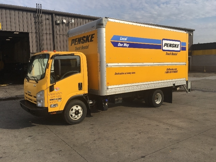Medium Duty Box Truck-Light and Medium Duty Trucks-Isuzu-2013-NPR-OAKWOOD VILLAGE-OH-112,300 miles-$23,250