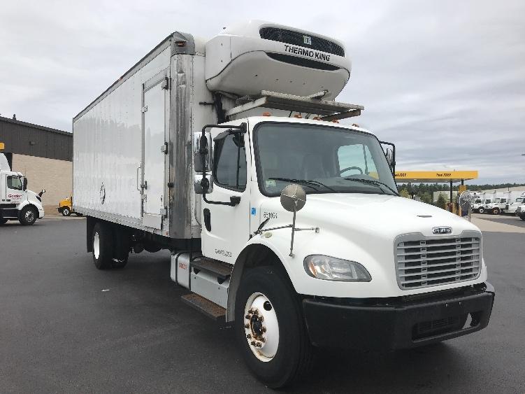 Reefer Truck-Light and Medium Duty Trucks-Freightliner-2013-M2-NORTON-MA-204,257 miles-$22,500