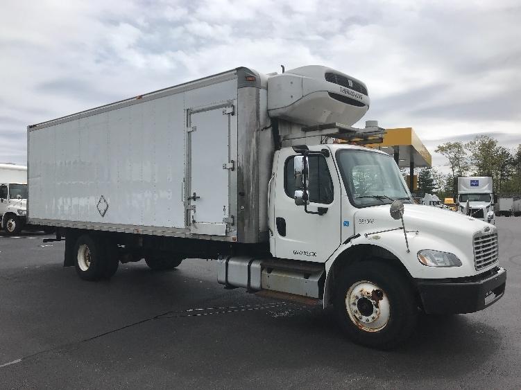 Reefer Truck-Light and Medium Duty Trucks-Freightliner-2013-M2-NORTON-MA-179,540 miles-$28,750