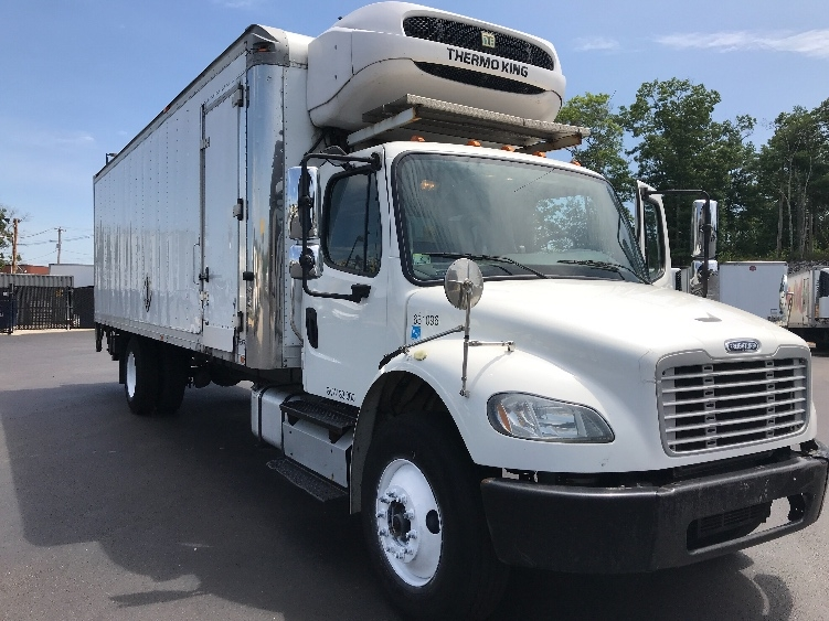 Reefer Truck-Light and Medium Duty Trucks-Freightliner-2013-M2-NORTON-MA-193,283 miles-$26,000