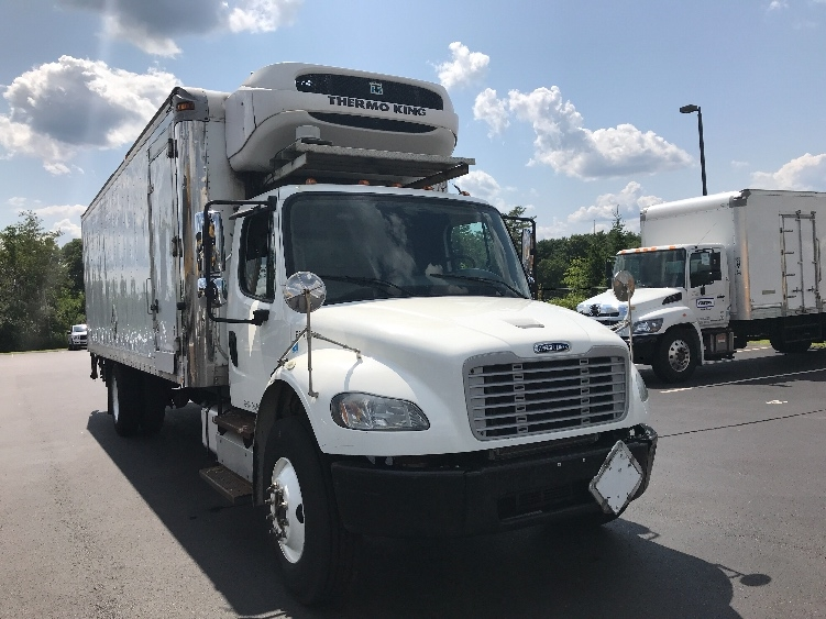 Reefer Truck-Light and Medium Duty Trucks-Freightliner-2013-M2-NORTON-MA-167,282 miles-$21,750