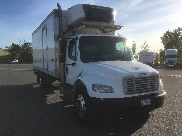Reefer Truck-Light and Medium Duty Trucks-Freightliner-2013-M2-OTTAWA-ON-293,166 km-$45,750