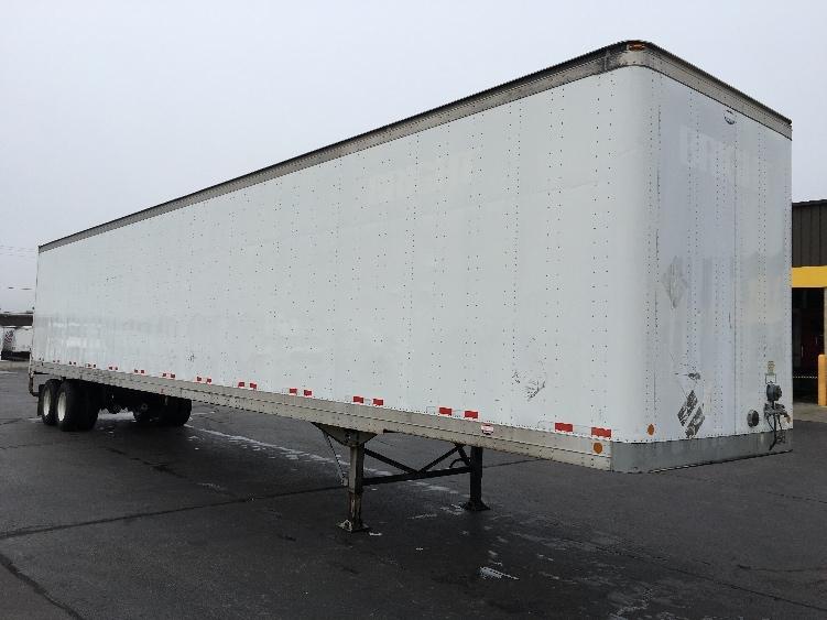 Dry Van Trailer-Semi Trailers-Luflin-2005-Trailer-MILWAUKEE-WI-471,079 miles-$12,750