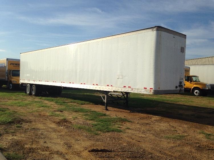 Dry Van Trailer-Semi Trailers-Luflin-2005-Trailer-HARLINGEN-TX-356,604 miles-$12,750