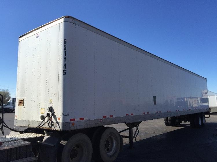 Dry Van Trailer-Semi Trailers-Luflin-2005-Trailer-GRAND RAPIDS-MI-487,201 miles-$9,750
