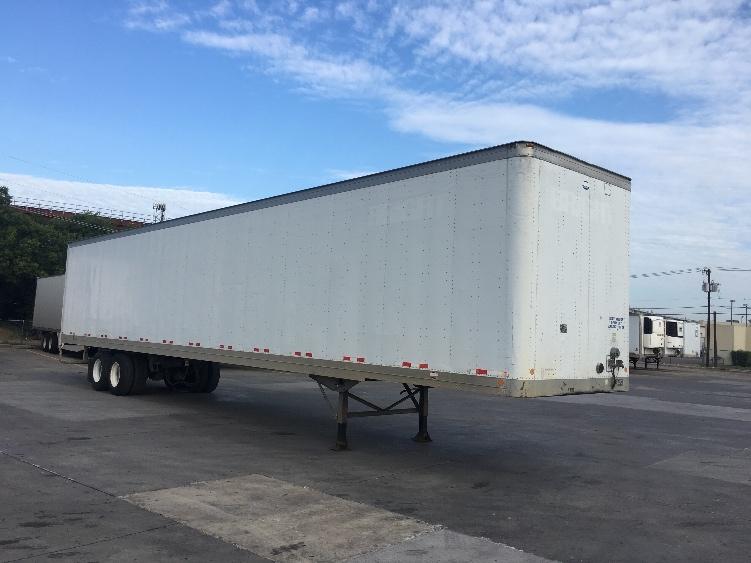 Dry Van Trailer-Semi Trailers-Luflin-2005-Trailer-FORT WORTH-TX-138,974 miles-$10,250