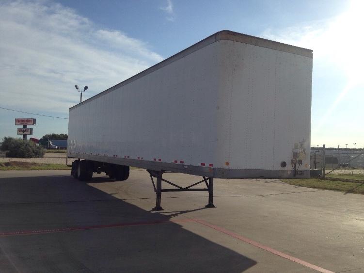 Dry Van Trailer-Semi Trailers-Luflin-2005-Trailer-HARLINGEN-TX-305,813 miles-$12,750