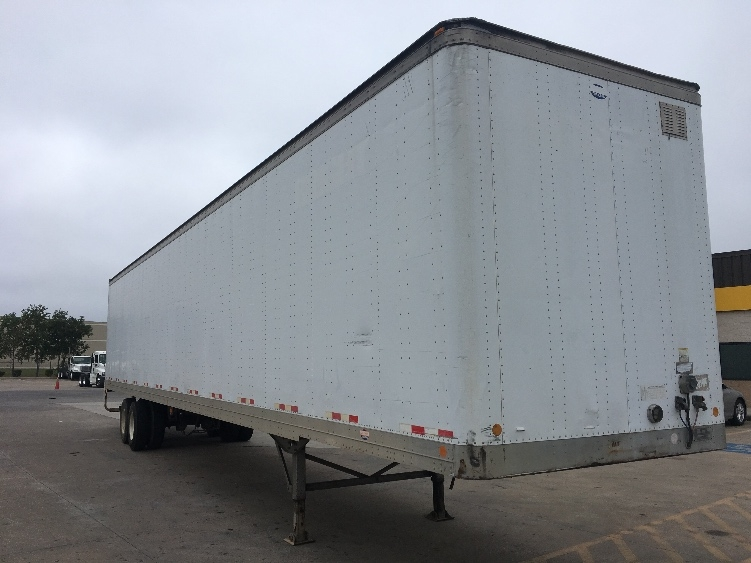 Dry Van Trailer-Semi Trailers-Luflin-2005-Trailer-HOUSTON-TX-338,970 miles-$14,000