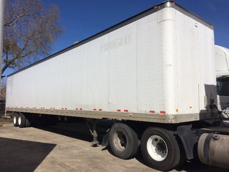 Dry Van Trailer-Semi Trailers-Luflin-2005-Trailer-HOUSTON-TX-248,976 miles-$10,000