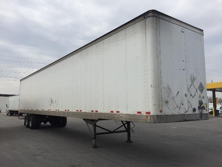 Dry Van Trailer-Semi Trailers-Luflin-2005-Trailer-DALLAS-TX-518,805 miles-$10,000