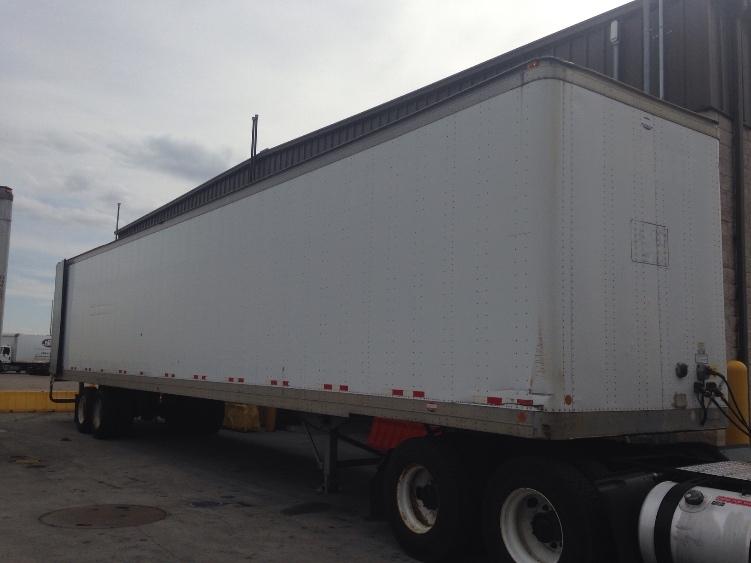 Dry Van Trailer-Semi Trailers-Luflin-2005-Trailer-INDIANAPOLIS-IN-260,915 miles-$10,250