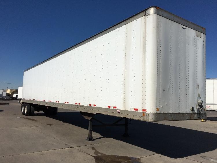 Dry Van Trailer-Semi Trailers-Luflin-2005-Trailer-FORT WORTH-TX-108,572 miles-$12,750
