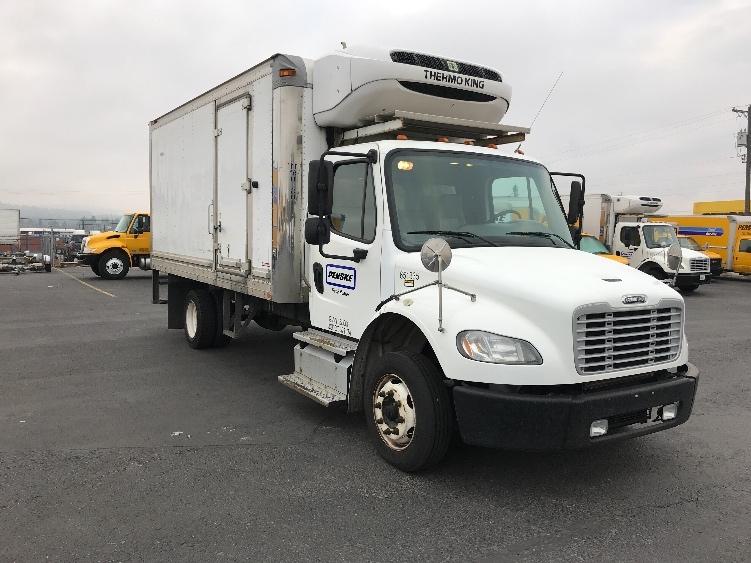 Reefer Truck-Light and Medium Duty Trucks-Freightliner-2013-M2-SPOKANE VALLEY-WA-156,650 miles-$40,000