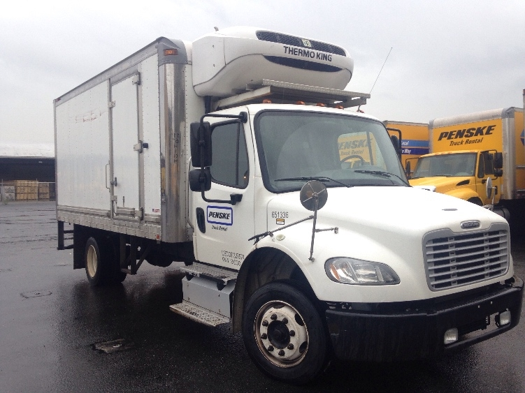 Reefer Truck-Light and Medium Duty Trucks-Freightliner-2013-M2-KENT-WA-152,739 miles-$38,000