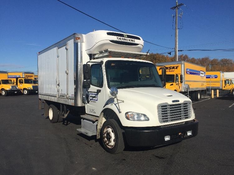 Reefer Truck-Light and Medium Duty Trucks-Freightliner-2013-M2-TACOMA-WA-165,900 miles-$40,000