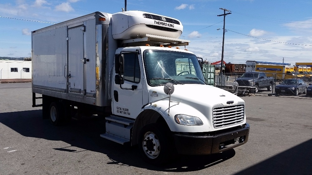 Reefer Truck-Light and Medium Duty Trucks-Freightliner-2013-M2-SPOKANE VALLEY-WA-164,219 miles-$37,500