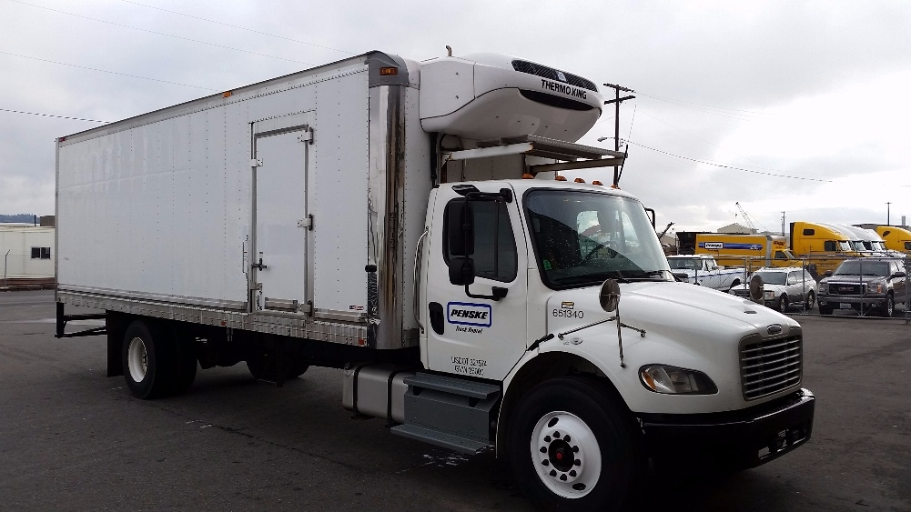 Reefer Truck-Light and Medium Duty Trucks-Freightliner-2013-M2-SEATTLE-WA-339,972 miles-$25,500