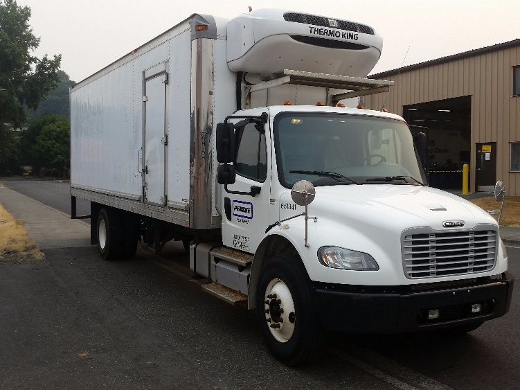 Reefer Truck-Light and Medium Duty Trucks-Freightliner-2013-M2-SPOKANE VALLEY-WA-264,999 miles-$39,250