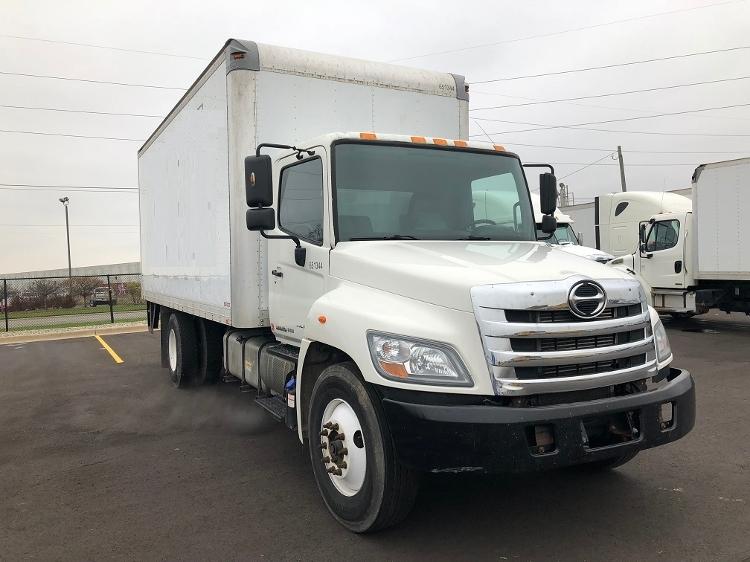 Medium Duty Box Truck-Light and Medium Duty Trucks-Hino-2013-338-KENTWOOD-MI-241,937 miles-$19,250