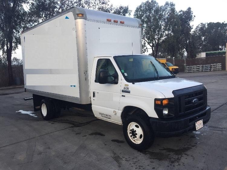 Light Duty Box Truck-Light and Medium Duty Trucks-Ford-2012-E450-TORRANCE-CA-114,881 miles-$17,750
