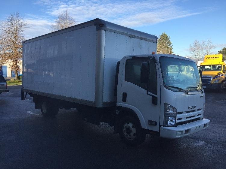 Medium Duty Box Truck-Light and Medium Duty Trucks-Isuzu-2012-NPR-DELTA-BC-156,840 km-$30,500
