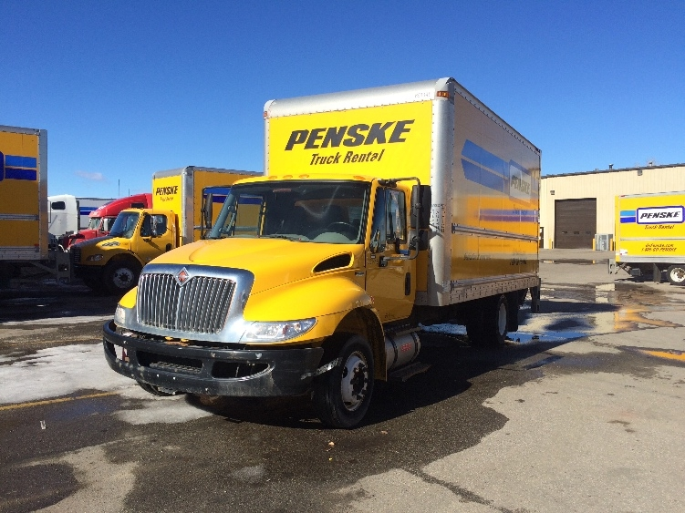 Medium Duty Box Truck-Light and Medium Duty Trucks-International-2013-4300LP-CALGARY-AB-139,188 km-$36,250