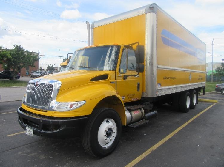 Medium Duty Box Truck-Heavy Duty Tractors-International-2013-4400-MISSISSAUGA-ON-360,656 km-$34,250
