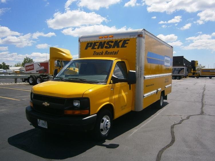 Light Duty Box Truck-Light and Medium Duty Trucks-Chevrolet-2012-G33903-MISSISSAUGA-ON-120,884 km-$21,750