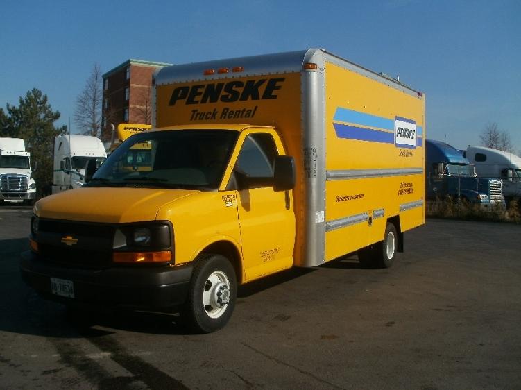 Light Duty Box Truck-Light and Medium Duty Trucks-Chevrolet-2012-G33903-HAMILTON-ON-138,436 km-$17,250