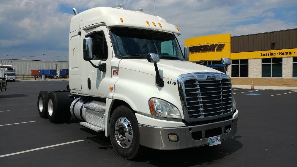 Sleeper Tractor-Heavy Duty Tractors-Freightliner-2013-Cascadia 12564ST-MOBILE-AL-627,404 miles-$32,250