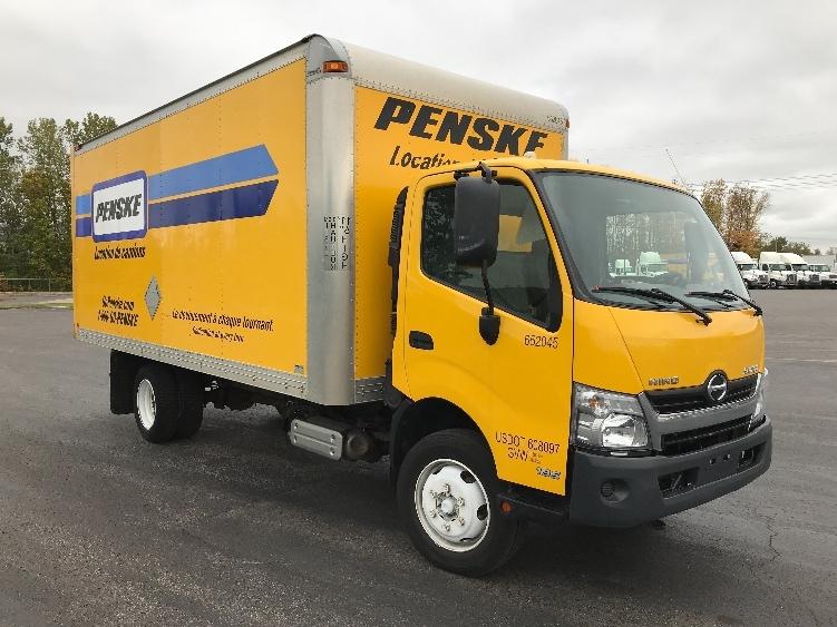 Medium Duty Box Truck-Light and Medium Duty Trucks-Hino-2013-195-SAINT LAURENT-PQ-181,775 km-$31,250
