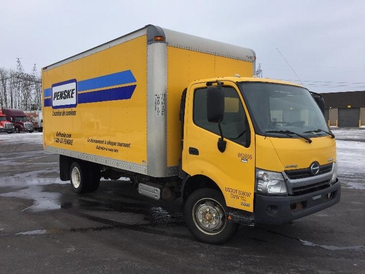 Medium Duty Box Truck-Light and Medium Duty Trucks-Hino-2013-195-SAINT LAURENT-PQ-214,761 km-$27,250