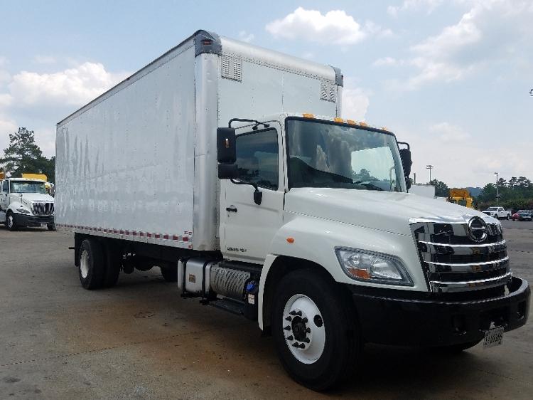 Medium Duty Box Truck-Light and Medium Duty Trucks-Hino-2013-338-HOMEWOOD-AL-215,841 miles-$26,500