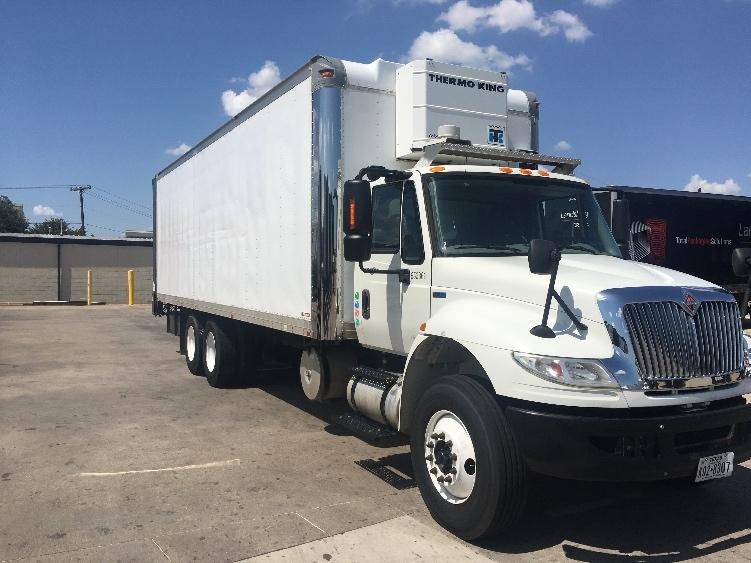 Reefer Truck-Heavy Duty Tractors-International-2013-4400-DALLAS-TX-257,056 miles-$30,750