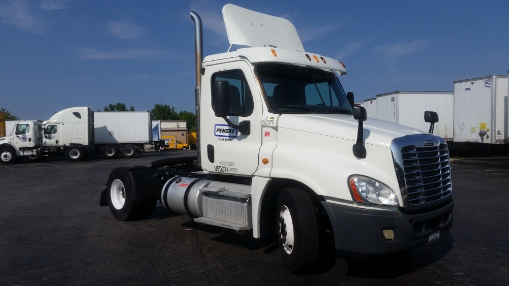 Used Freightliner Cascadia 12542STs For Sale - Penske Used