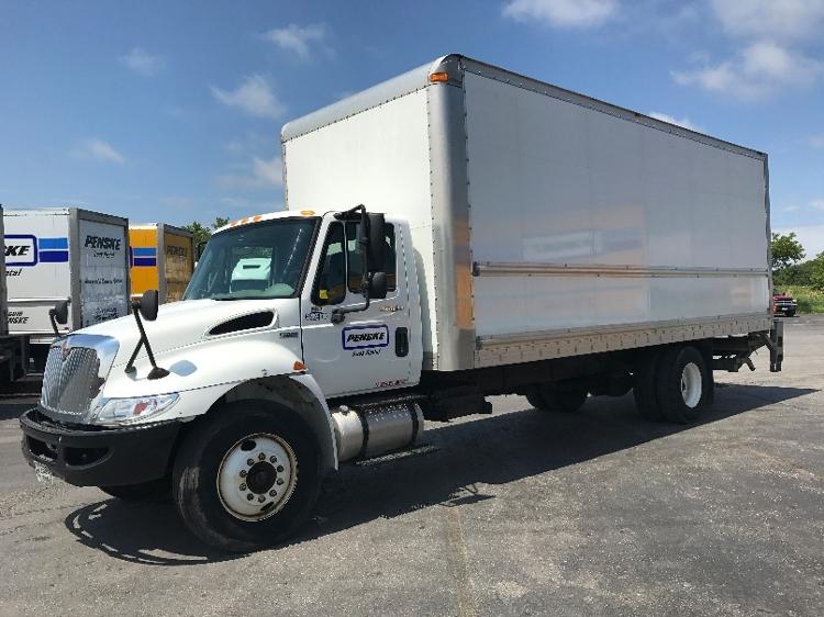 Medium Duty Box Truck-Light and Medium Duty Trucks-International-2013-4300-MISSISSAUGA-ON-149,544 km-$54,750