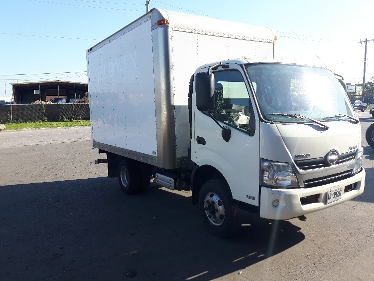 Medium Duty Box Truck-Light and Medium Duty Trucks-Hino-2013-155-CONCORD-ON-199,727 km-$27,500