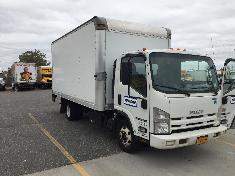 Medium Duty Box Truck-Light and Medium Duty Trucks-Isuzu-2013-NPR-WEST BABYLON-NY-148,048 miles-$19,000