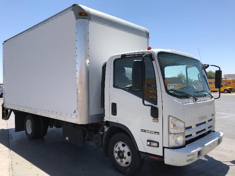 Medium Duty Box Truck-Light and Medium Duty Trucks-Isuzu-2012-NPR-NORTH LAS VEGAS-NV-62,466 miles-$32,750