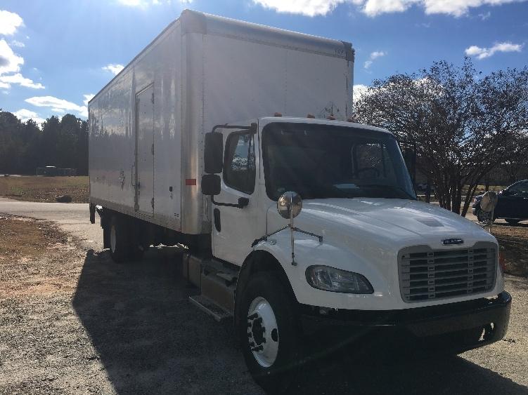 Medium Duty Box Truck-Light and Medium Duty Trucks-Freightliner-2013-M2-SPARTANBURG-SC-212,050 miles-$26,500