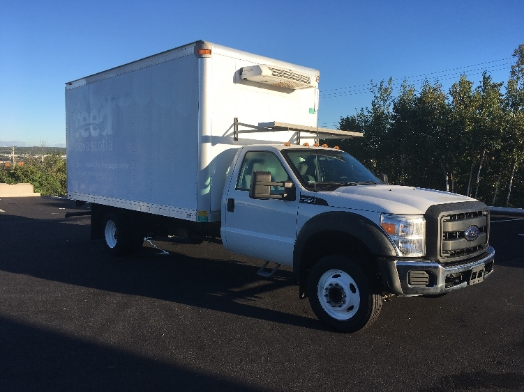 Reefer Truck-Light and Medium Duty Trucks-Ford-2012-F450-MISSISSAUGA-ON-92,465 km-$31,500
